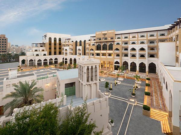فندق النجادة الدوحة من تيفولي ومميزات الفندق