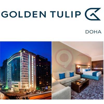 فندق جولدن توليب الدوحة Golden Tulip Doha
