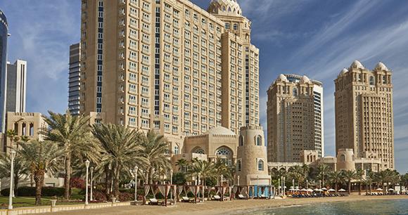 فندق فور سيزونز في الدوحة