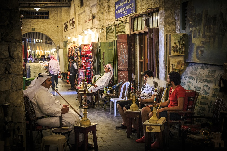 سوق واقف قطر