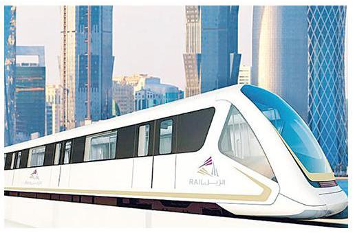 الدوحة 2020 تحت رعاية الريل بخطوط المترو الثلاث