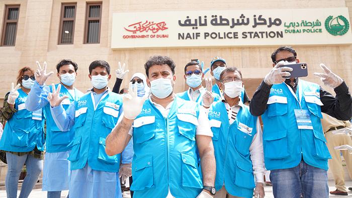 """بعد تسجيل """"صفر"""" إصابات بفيروس كورونا.. الإمارات تحتفل"""