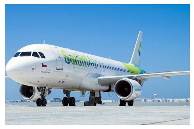 طيران السلام العماني يبدأ رحلاته إلى قطر 7 يونيو المقبل