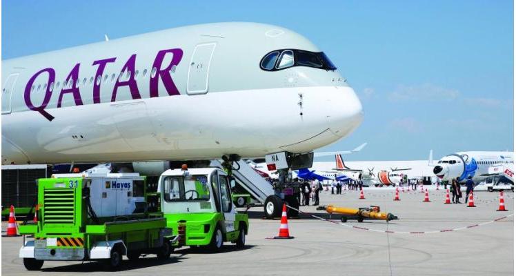 تنويه من القطرية حول رحلات إلى الأردن و السماح ل 4 فئات فقط بدخول قطر