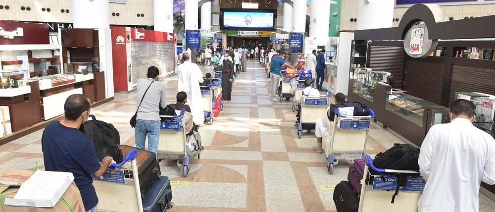شروط الكويت لدخول الجنسيات المحظورة إليها