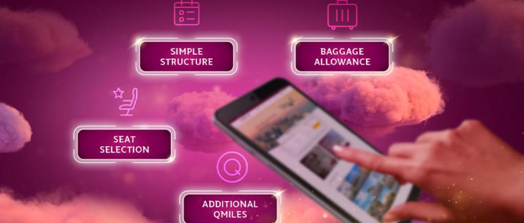 أسعار تذاكر جديدة في القطرية على جميع درجات السفر ابتداء من اليوم