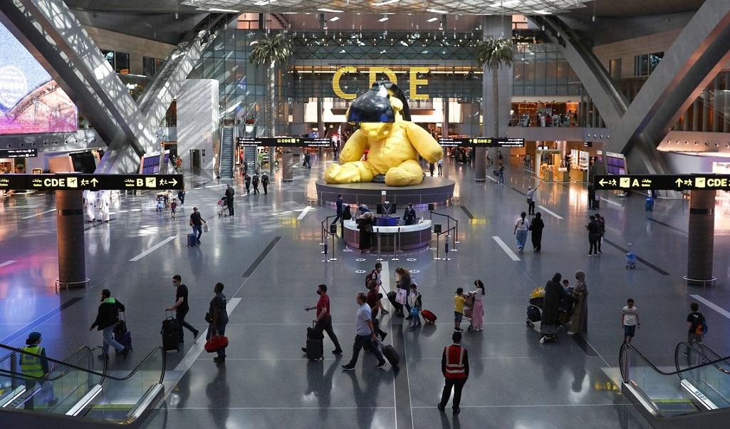 مزايا عديدة للمسافرين بمطار حمد الدولي في قطر