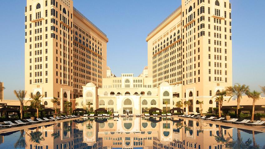 وظائف شاغرة في فندق سانت ريجيس قطر